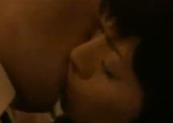 【真木よう子】舌入れキスを繰り返した濡れ場