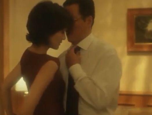 【南果歩】ホテルで女の欲望を解放する濡れ場
