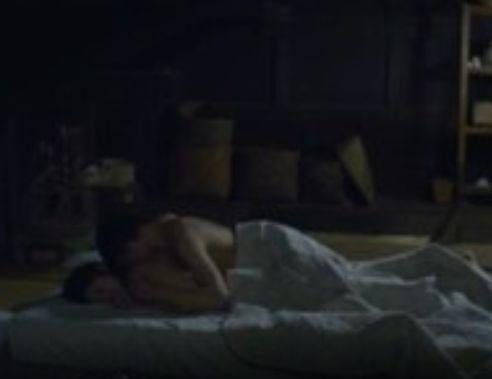【宮崎あおい】夜から朝にかけて快楽を求め続けた濡れ場