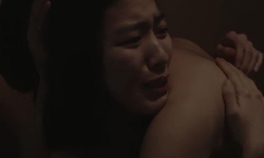 【成海璃子】出会った男女が欲望のまま身体を貪る濡れ場