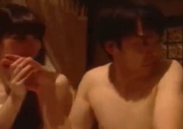 【新川優愛】火照った身体で熱い夜を過ごす濡れ場