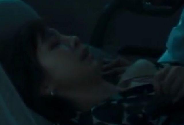 【篠田麻里子】禁断の関係に酔いしれる濡れ場
