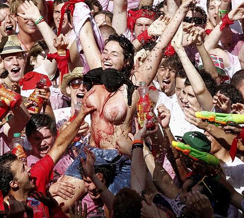 そうだ!コロナ落ち着いたらスペイン祭りを見に行こう