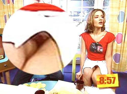 エロハプニングまとめ。海外のTV番組は一味違いますwwwwww(エロ画像)