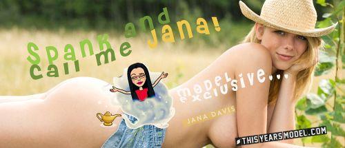 Jana Davis - NEW MODEL JANA DAVIS
