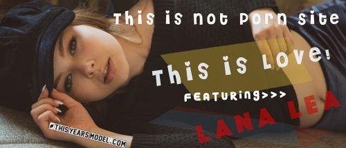 Lana Lea - LANA LEA HAS BEAUTY IN THE JEANS