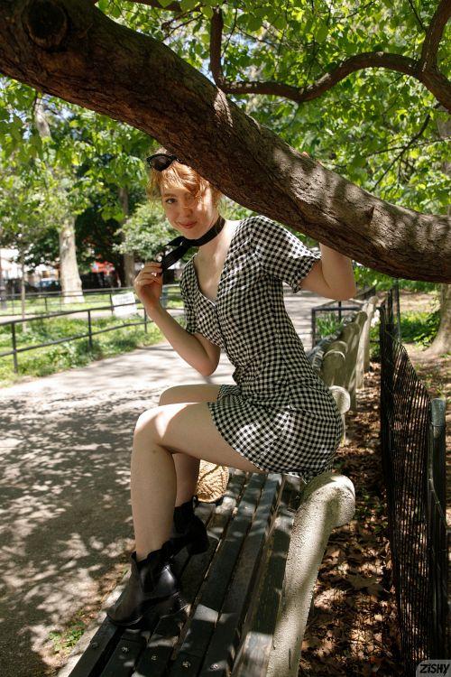 Erna O'Hara - IN MADEMOISELLE BROOKLYN 06