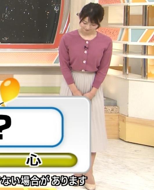 安藤萌々アナ かわいいテレ朝若手アナキャプ・エロ画像3
