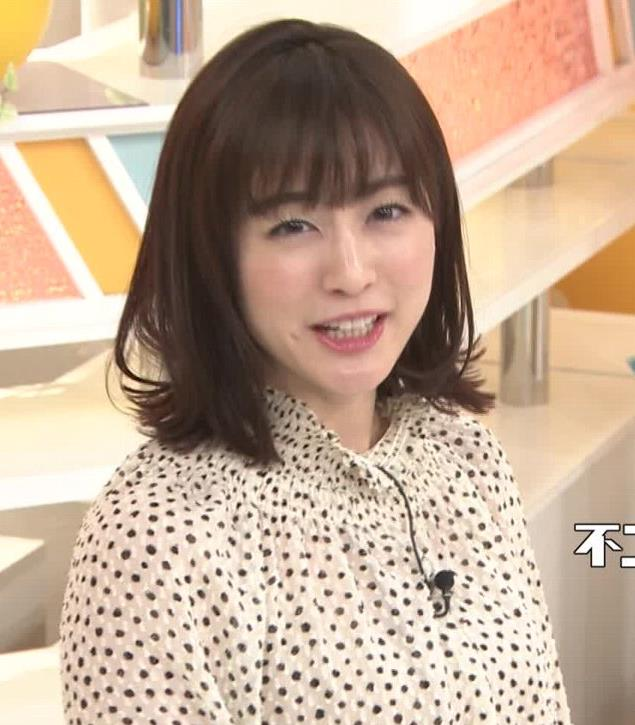 新井恵理那 胸を張っておっぱいが際立つキャプ・エロ画像3