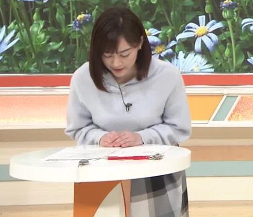 新井恵理那 横乳キャプ・エロ画像5