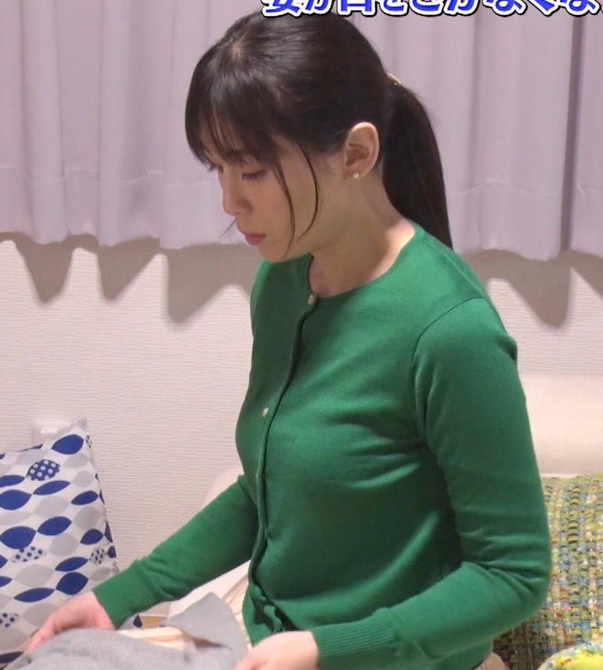雛形あきこ 再現ドラマの横乳キャプ・エロ画像3