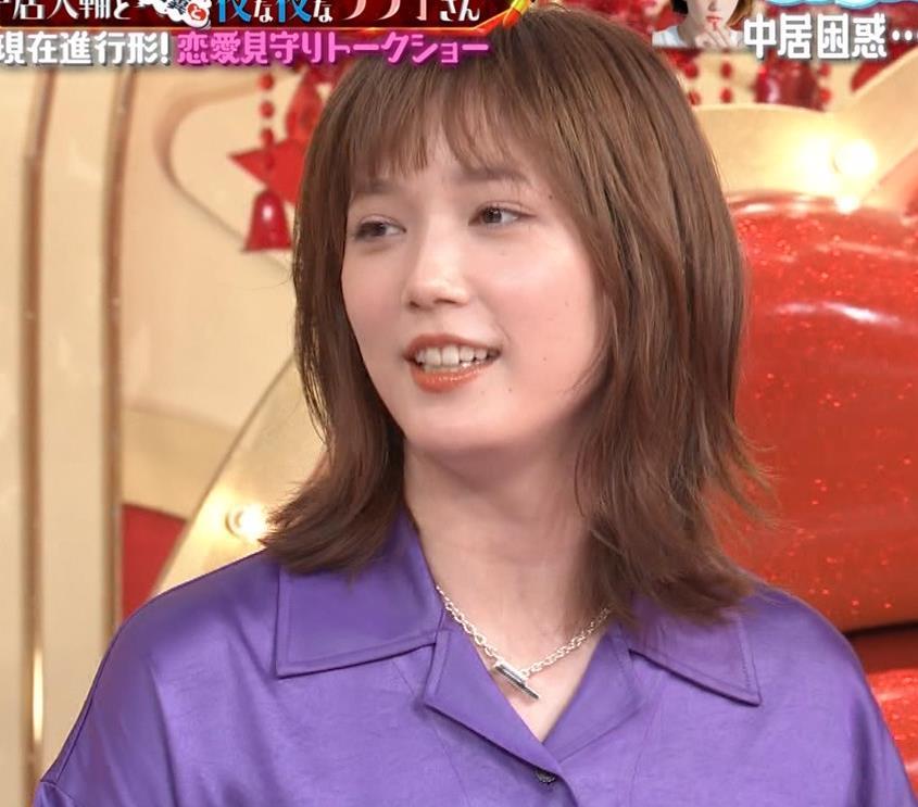 本田翼 しぐさや表情がかわいいキャプ・エロ画像5
