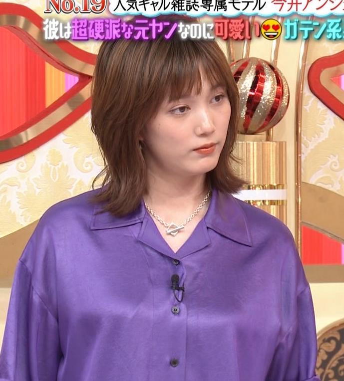本田翼 しぐさや表情がかわいいキャプ・エロ画像6