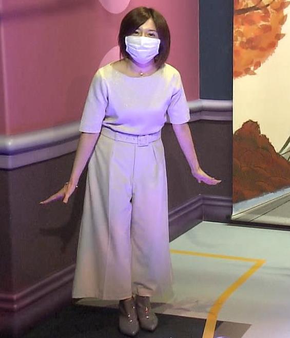市來玲奈アナ 横乳エロキャプ・エロ画像6