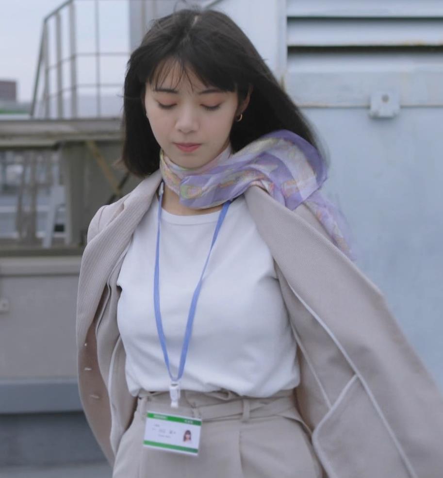 池田エライザ 着衣おっぱいキャプ・エロ画像6
