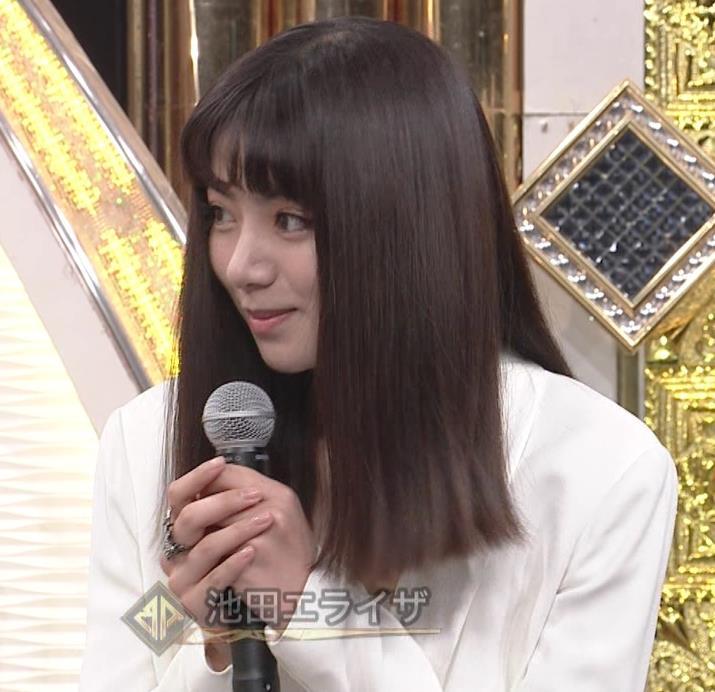池田エライザ 短パン太ももキャプ・エロ画像2