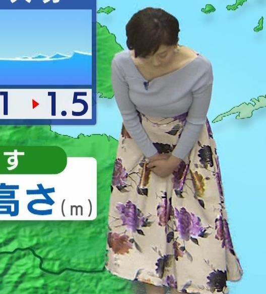 池尻和佳子アナ 福岡の美熟女アナのおっぱいがデカくてエロいキャプ・エロ画像5