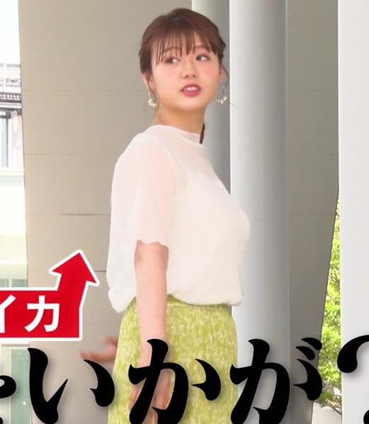 井口綾子 横乳でわかる巨乳キャプ・エロ画像5