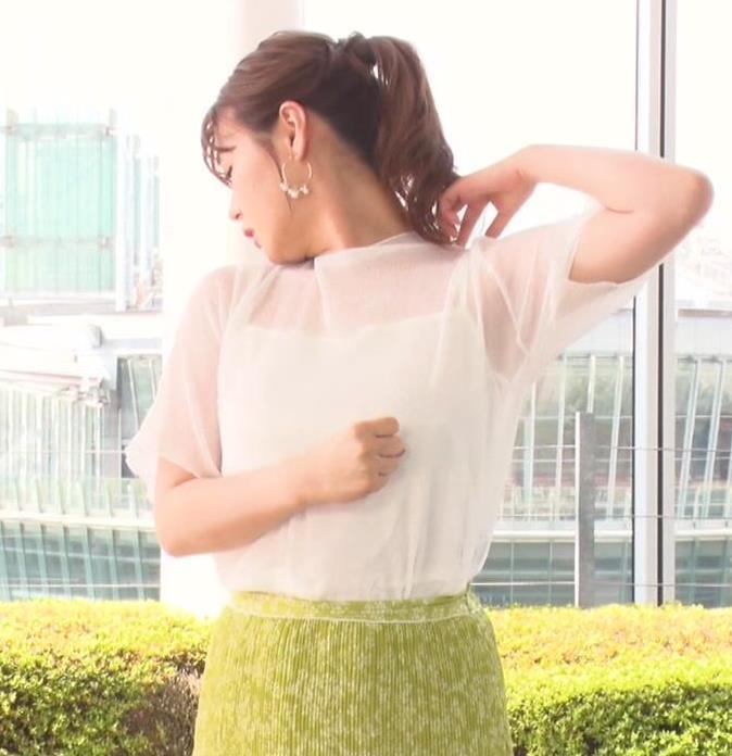 井口綾子 横乳でわかる巨乳キャプ・エロ画像6