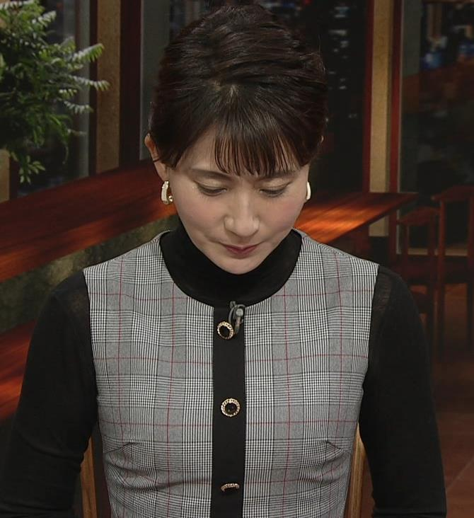 井上あさひアナ ピチピチな衣装キャプ・エロ画像