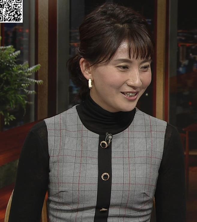 井上あさひアナ ピチピチな衣装キャプ・エロ画像5