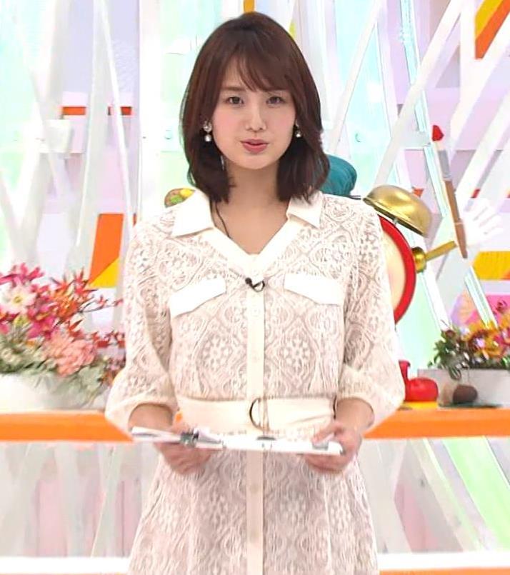 井上清華 めざましテレビキャプ・エロ画像2