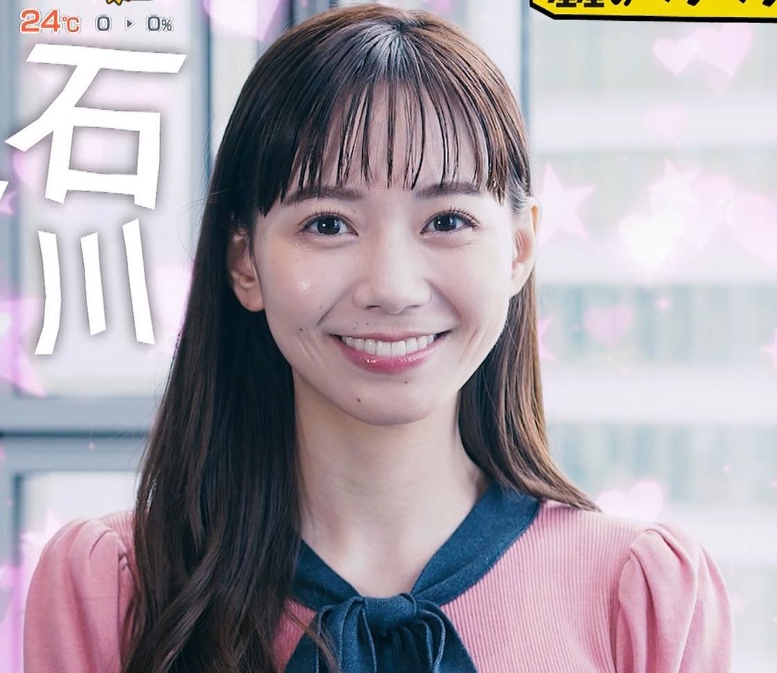 石川みなみアナ 日テレ新人アナもおっぱいがデカくてかわいいキャプ・エロ画像3