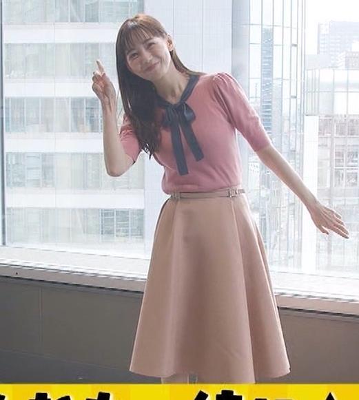 石川みなみアナ 日テレ新人アナもおっぱいがデカくてかわいいキャプ・エロ画像7