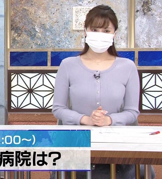 アナ エッチなボディラインキャプ・エロ画像6