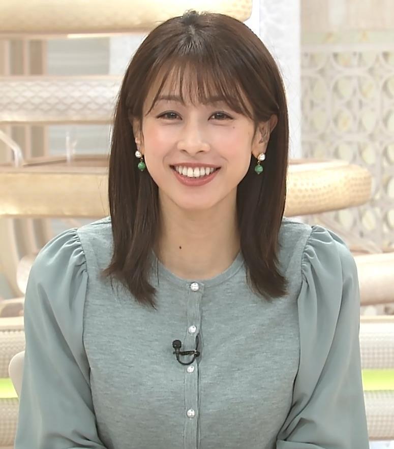 加藤綾子 ロングスカートキャプ・エロ画像