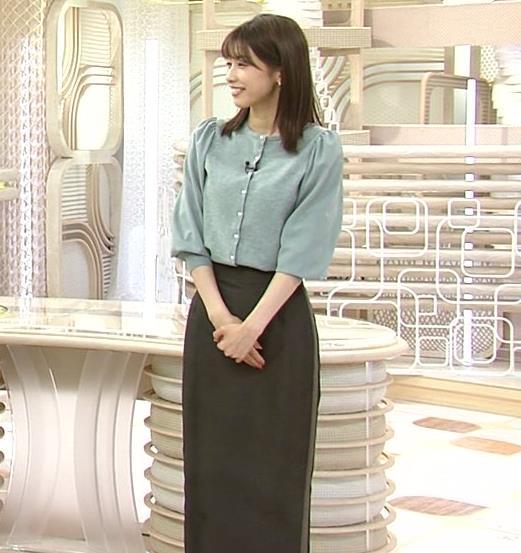 加藤綾子 ロングスカートキャプ・エロ画像4