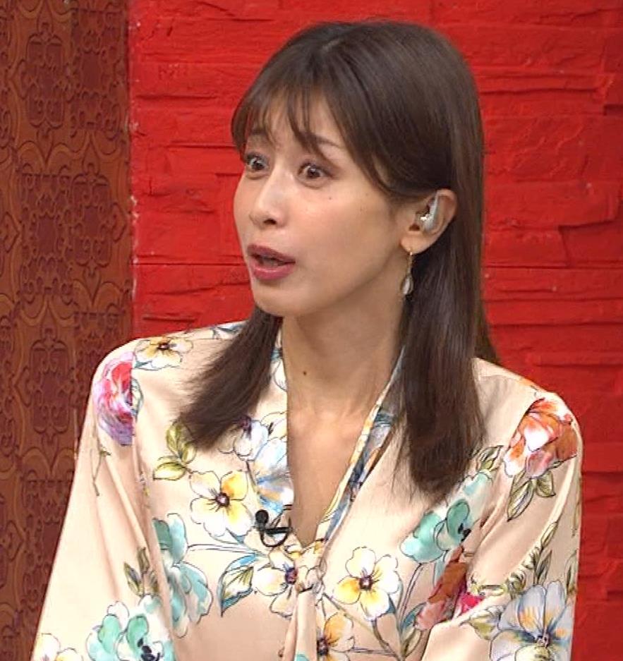 加藤綾子  「ホンマでっかTV!?」 キャプ・エロ画像2