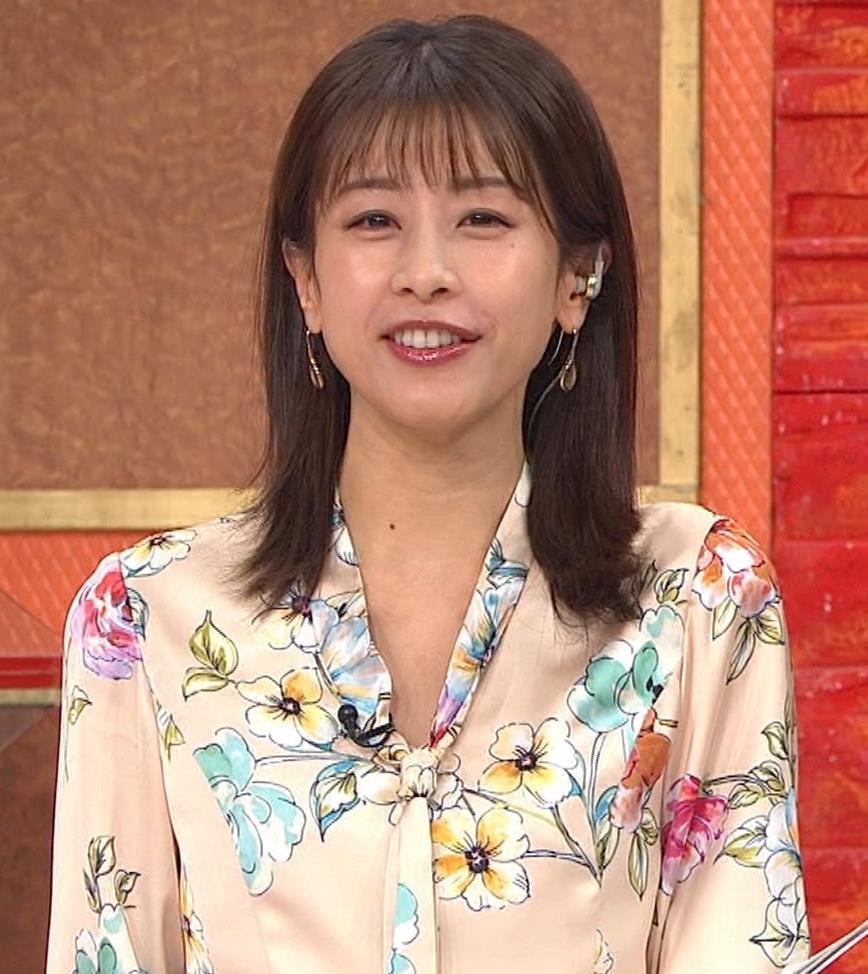 加藤綾子  「ホンマでっかTV!?」 キャプ・エロ画像4