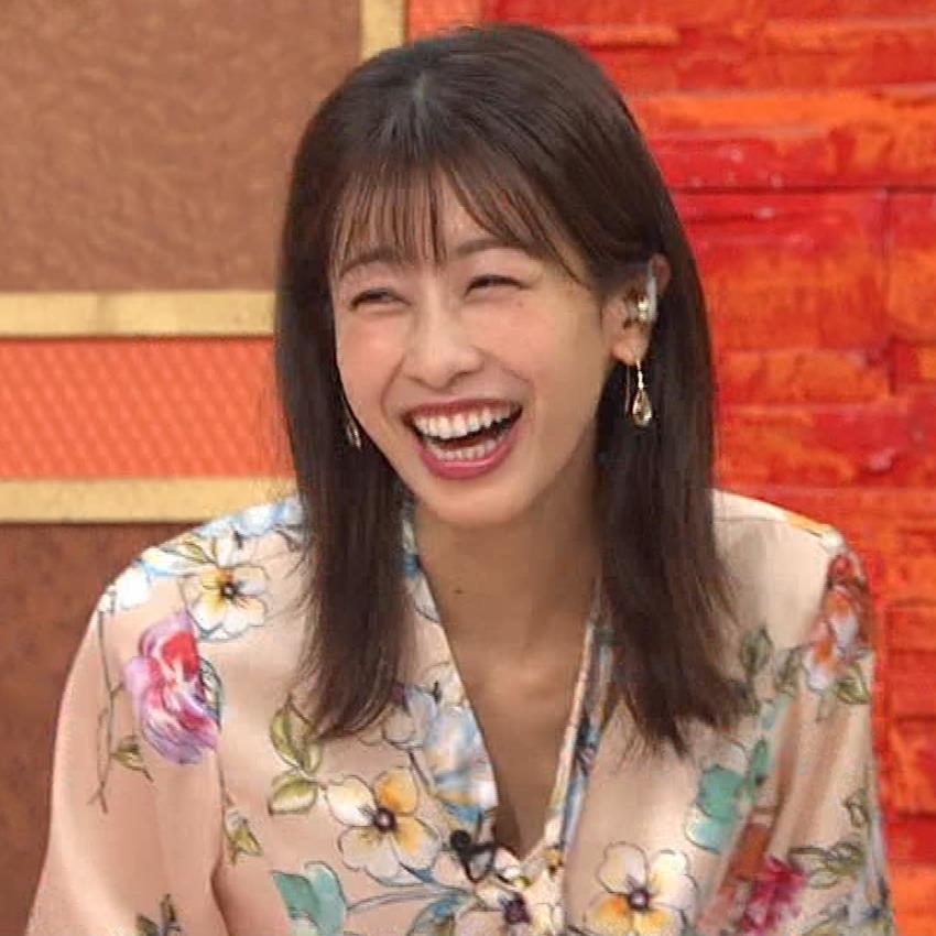 加藤綾子  「ホンマでっかTV!?」 キャプ・エロ画像6