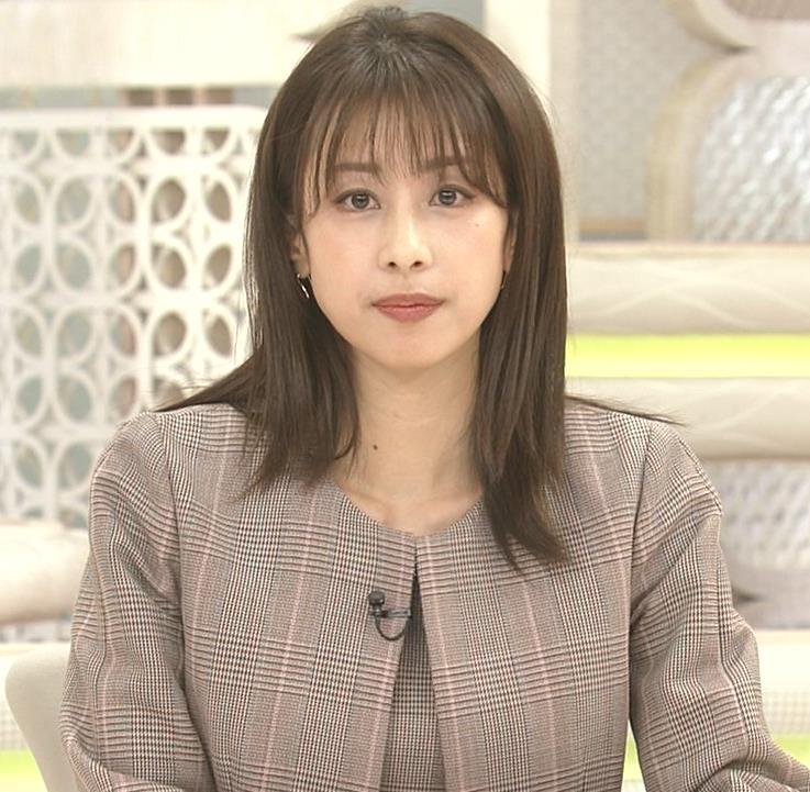 加藤綾子 スカート姿キャプ・エロ画像2