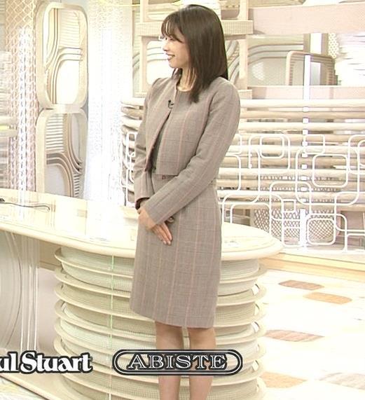 加藤綾子 スカート姿キャプ・エロ画像3