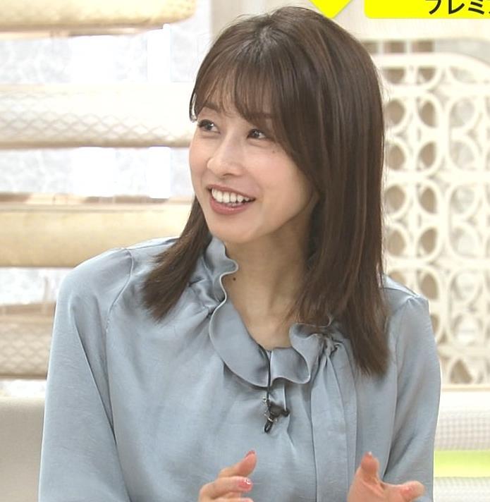 加藤綾子 ライブニュースイットキャプ・エロ画像4
