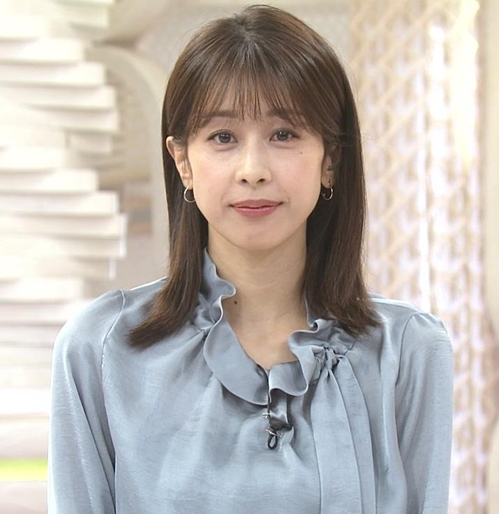 加藤綾子 ライブニュースイットキャプ・エロ画像5
