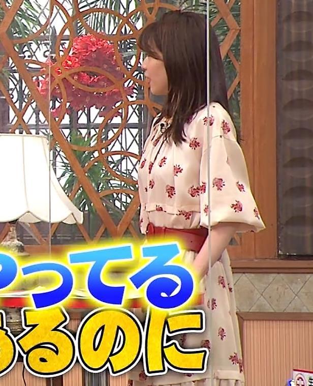 加藤綾子 ゆるふわワンピースキャプ・エロ画像3