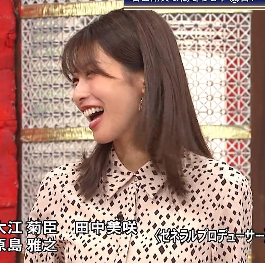加藤綾子 ゆるふわワンピースキャプ・エロ画像8
