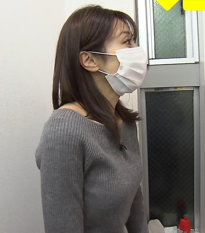 アナ ニット乳についてキャプ・エロ画像5