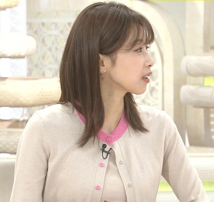 加藤綾子 ちょいエロなスカートキャプ・エロ画像3