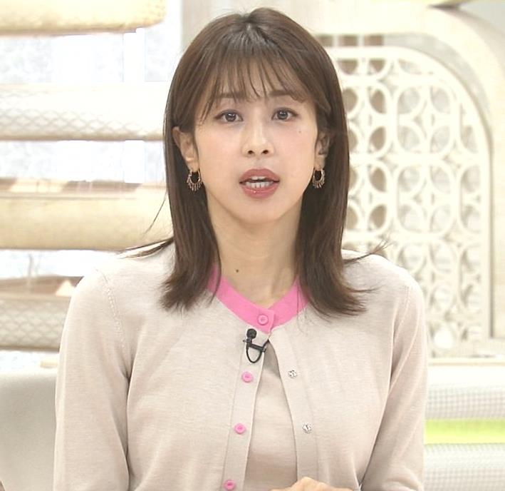 加藤綾子 ちょいエロなスカートキャプ・エロ画像5