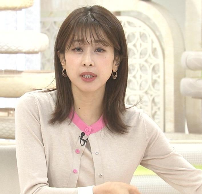 加藤綾子 ちょいエロなスカートキャプ・エロ画像6