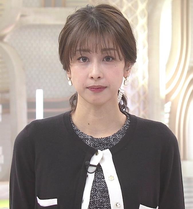 アナ ひざ上ミニスカートで美脚披露キャプ・エロ画像3