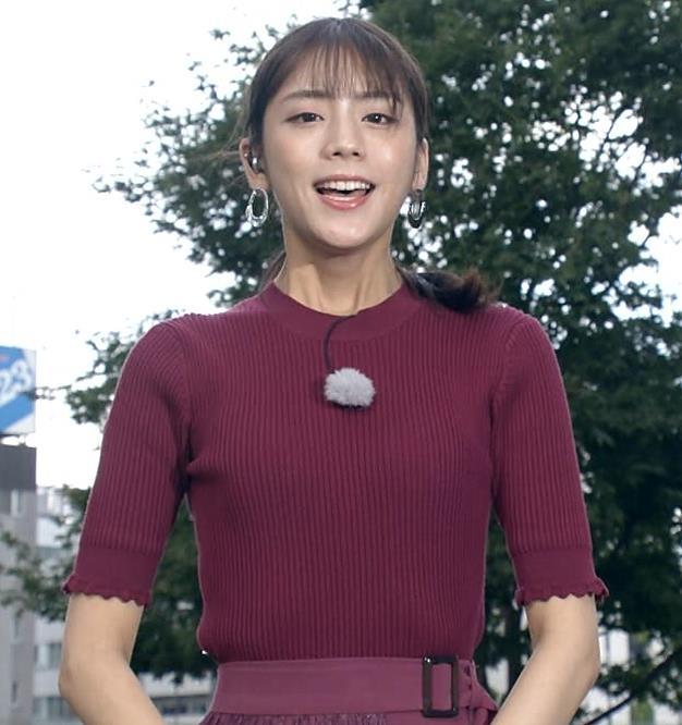 貴島明日香 細身ニットおっぱいキャプ・エロ画像4