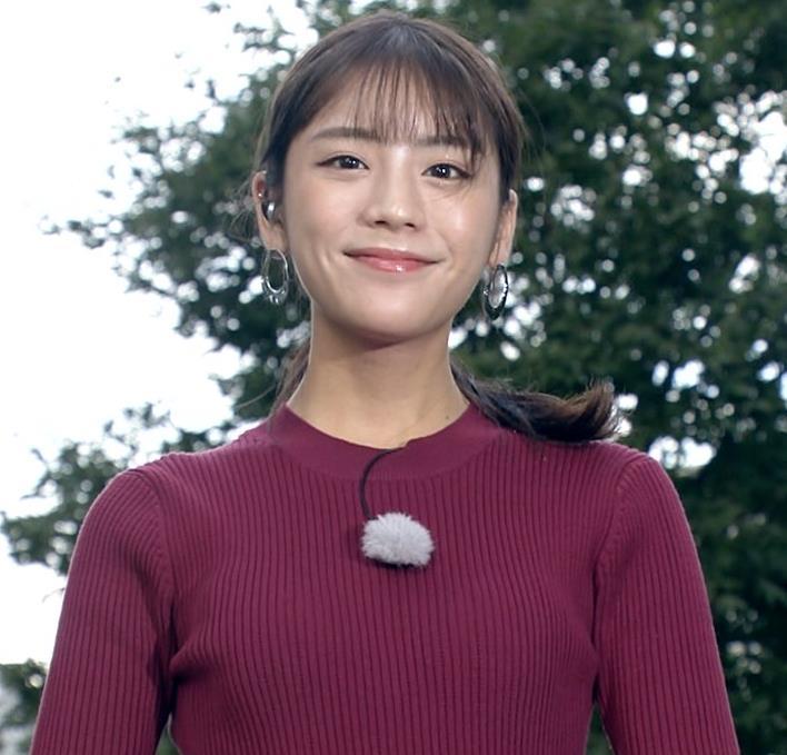 貴島明日香 細身ニットおっぱいキャプ・エロ画像5