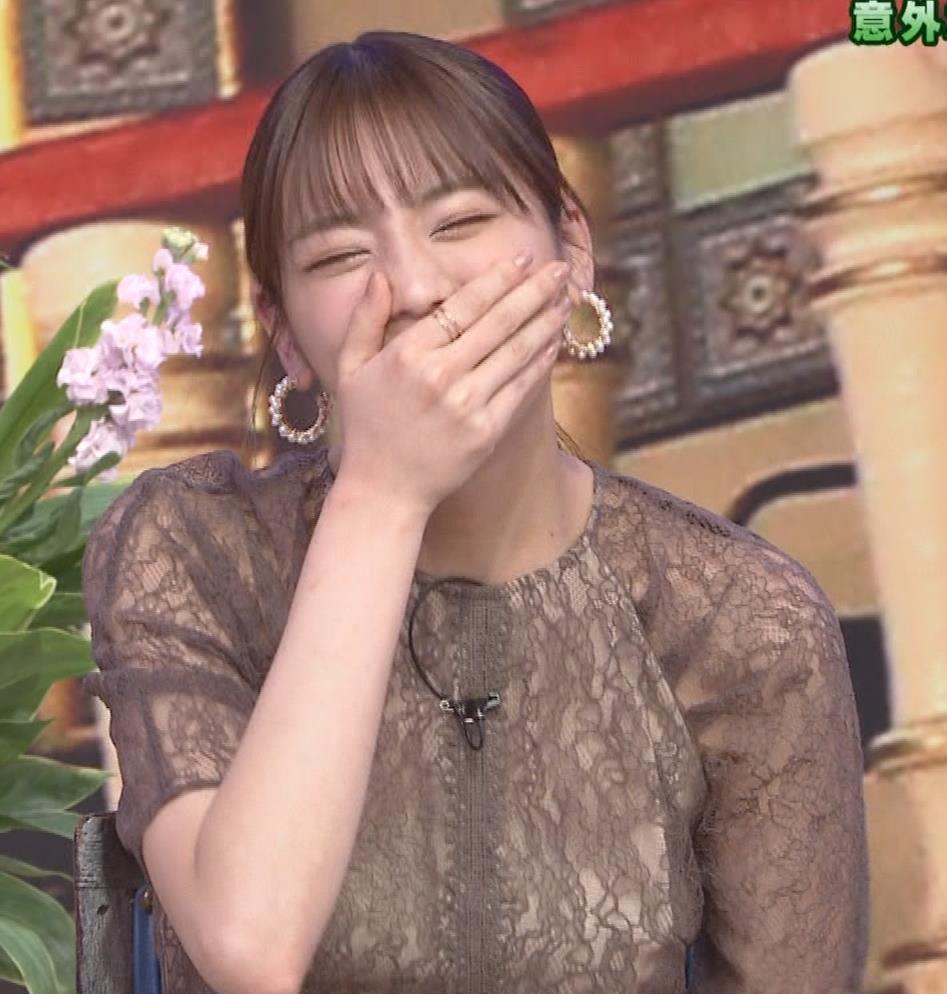 貴島明日香 透け衣装キャプ・エロ画像2