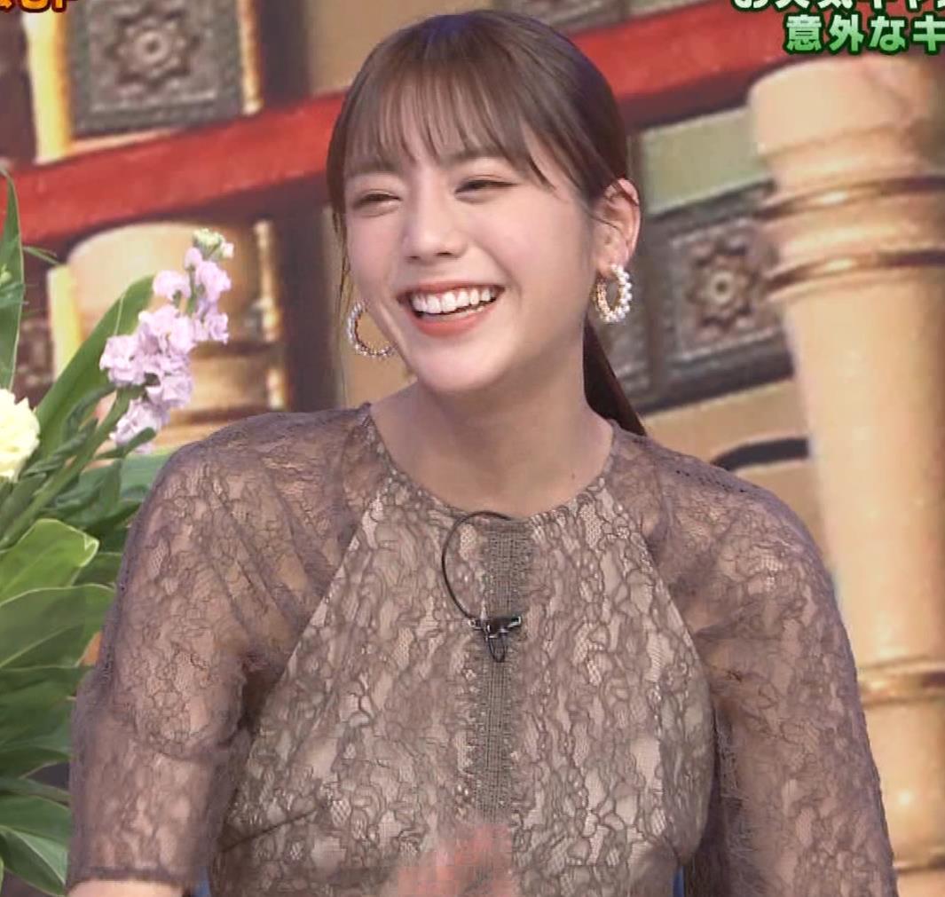貴島明日香 透け衣装キャプ・エロ画像3