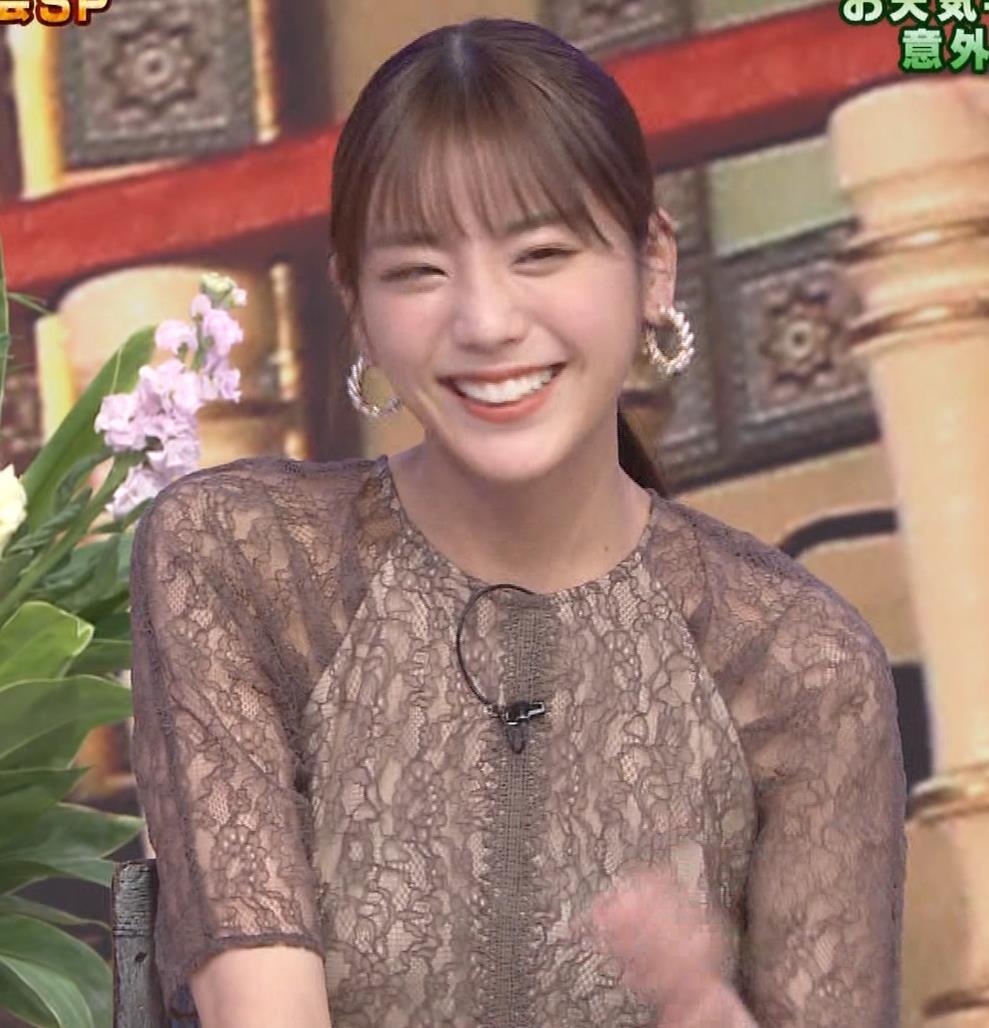 貴島明日香 透け衣装キャプ・エロ画像4